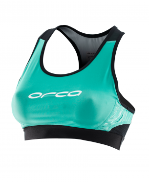 Orca Core Support bra groen/zwart dames