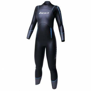 Zone3 Advance demo wetsuit (2017) dames maat ST