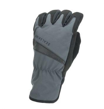 SealSkinz All weather fietshandschoenen zwart/grijs