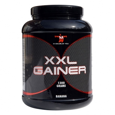 M Double You XXL Gainer 1300 gram
