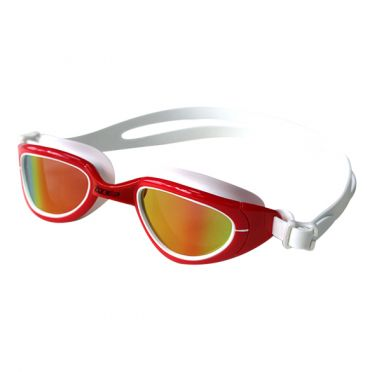 Zone3 Attack polarized zwembril rood