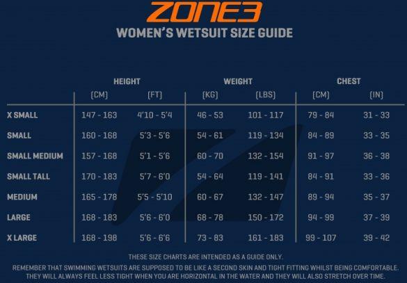 7c4a055b0f2 Zone3 Advance lange mouw wetsuit dames kopen? Bestel bij triathlon24.be