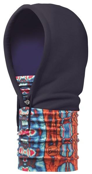 BUFF Polar hoodie neon sides / navy  110901