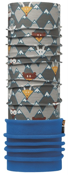 BUFF Child polar hidding grey / harbor  113426937