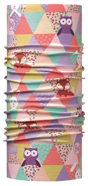 BUFF Baby high uv patchwork animals multi  115090555