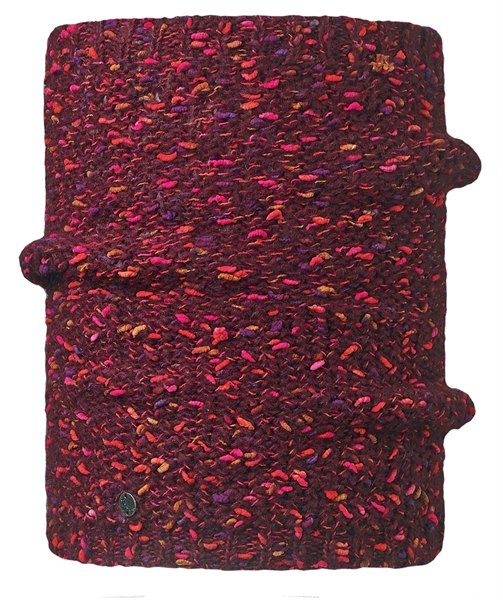 BUFF Collar buff oben red beaujolais  1860415