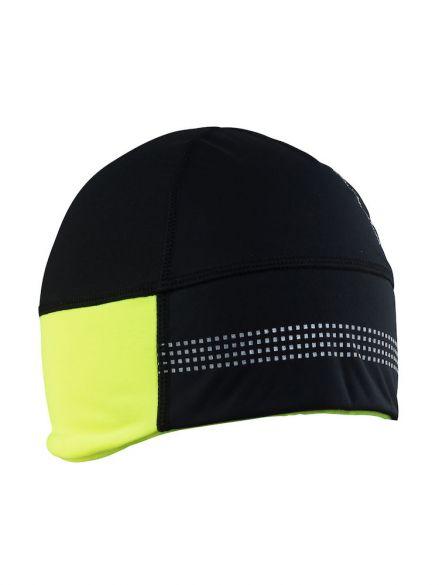 Craft Shelter 2.0 helmmuts zwart/geel unisex  1905547-999851