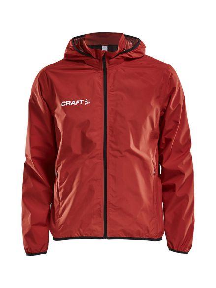 14fb21788b30e4 Craft Rain trainings jas rood heren kopen? Bestel bij triathlon24.be