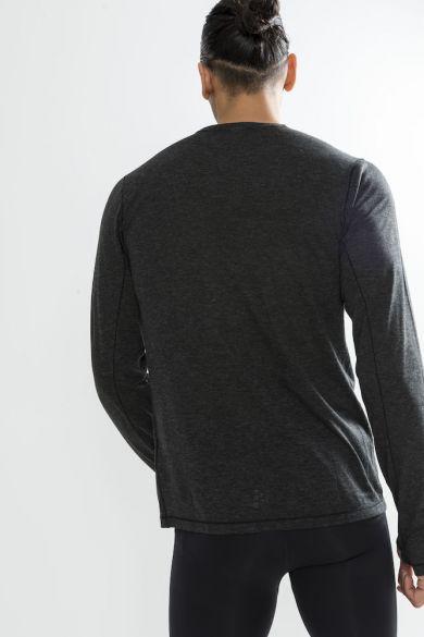 27875d6db53c3c Craft Urban run lange mouw ondershirt zwart heren kopen? Bestel bij ...