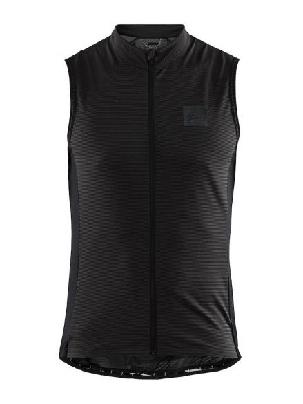 Craft Hale Glow SL fietsshirt zwart heren  1907176-999000