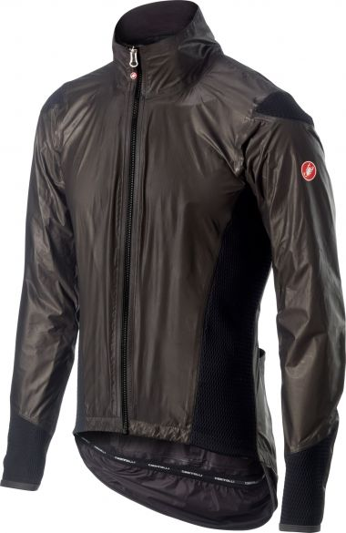 Castelli Idro pro 2 regen jacket zwart heren  19079-010