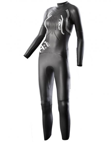 2XU A:1 Active Demo wetsuit dames maat S  WW2357cdemoS