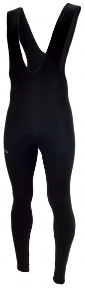 Craft Schaatsbroek thermo collant zwart unisex  940100-1999