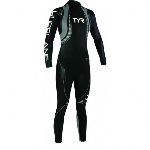 TYR Hurricane dames Wetsuit Categorie 3 maat XL  TYRHURRCAT3WOMEN