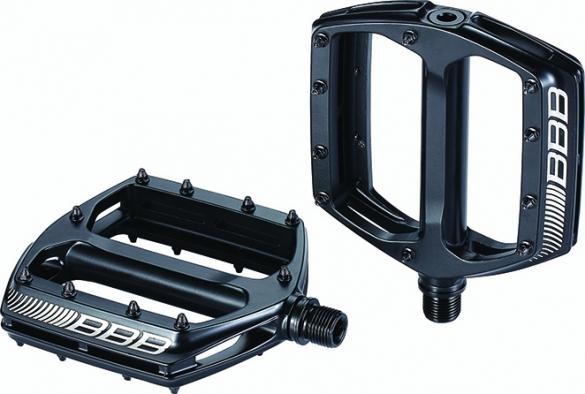 BBB Coolride BPD-16 MTB pedalen zwart  2961133601