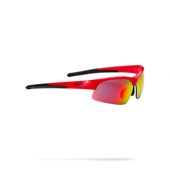 BBB Sportbril Impress Small glossy rood  2973254803-BSG-48