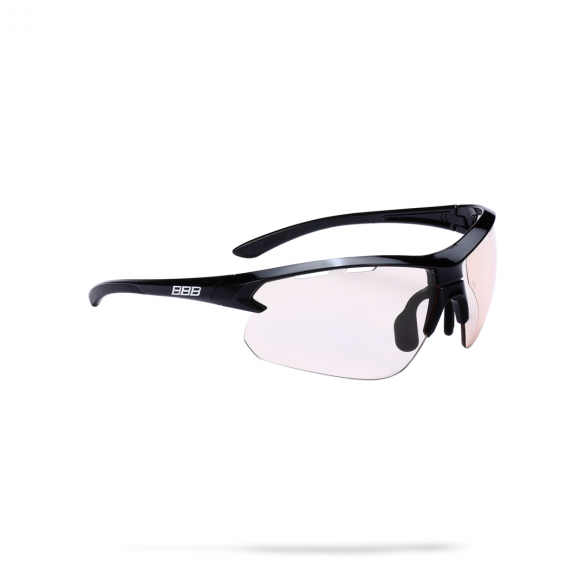 BBB Sportbril Impulse PH glossy zwart  2973255251-BSG-52PH