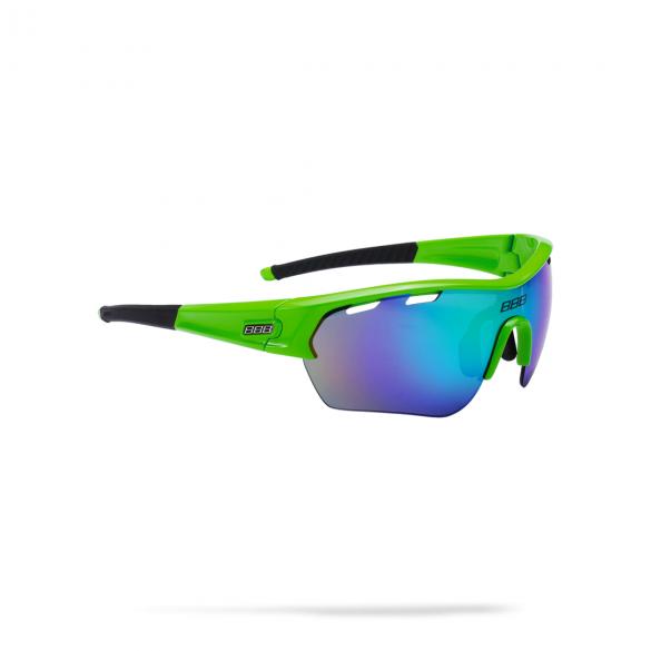 BBB Sportbril Select XL MLC glossy groen  2973255505-BSG-55XL