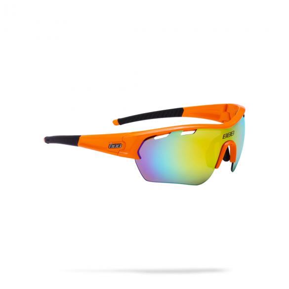 BBB Sportbril Select XL MLC glossy oranje  2973255506-BSG-55XL