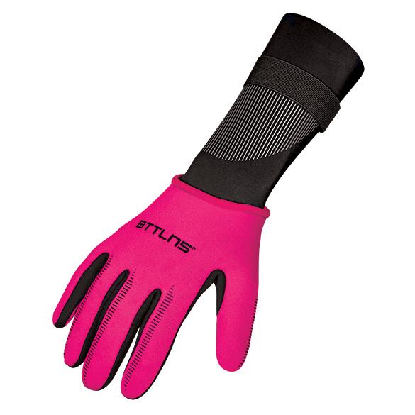 BTTLNS Neopreen zwemhandschoenen Boreas 1.0 roze  0120012-072