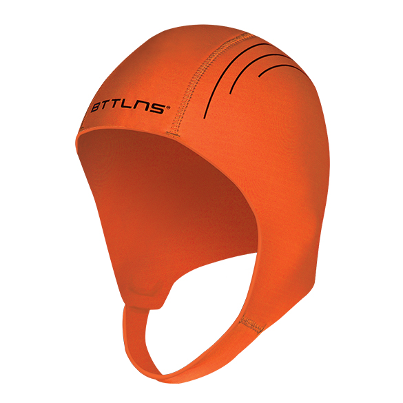 BTTLNS Neopreen Swim cap Khione 1.0 oranje  0120010-034