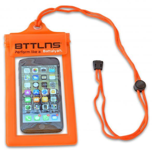 BTTLNS Waterdichte telefoonhoes Iscariot 1.0 oranje  0317011-034
