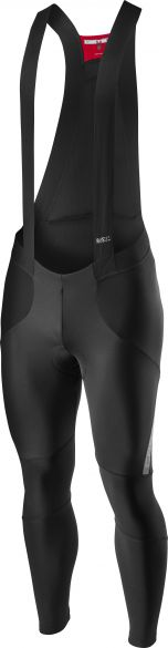 Castelli Sorpasso RoS fietsbroek zwart/grijs heren  20522-710
