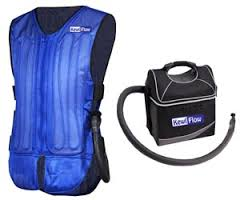 TechNiche KewlFlow Circulatory Cooling Vest with Static Cooler + 12v Adapter  6429C