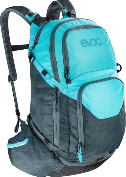 fd5f613cf5c Evoc Explorer pro 30 liter rugzak slate-neon blue kopen? Bestel bij ...