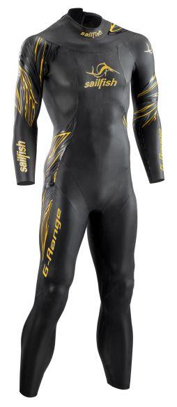 Sailfish G-Range fullsleeve wetsuit heren  SL134118