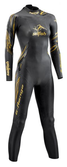 Sailfish G-Range fullsleeve wetsuit dames  SL142618