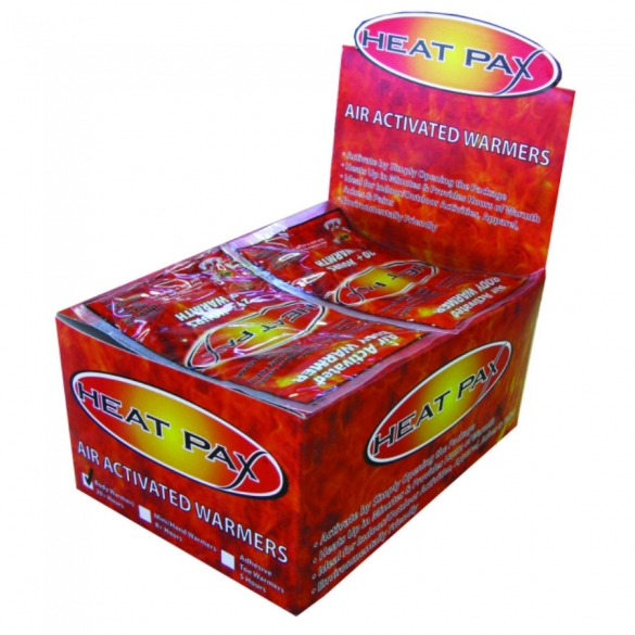 TechNiche Heat Pax luchtgeactiveerde mini/handwarmers (40 paar)  5550-HP