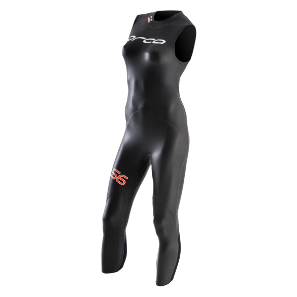 Orca S6 mouwloos wetsuit dames  HVNM