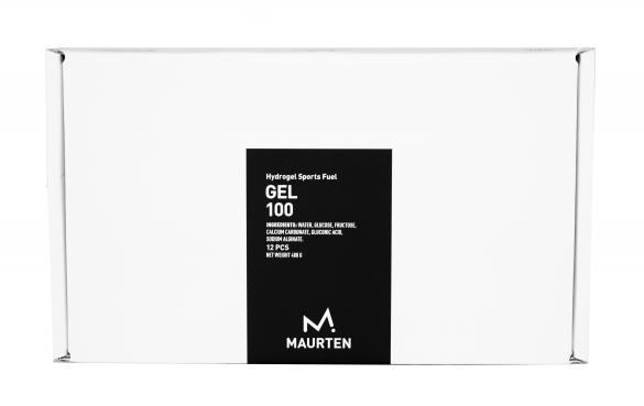 Maurten Gel100 12 x 40 gram   MAGEL100