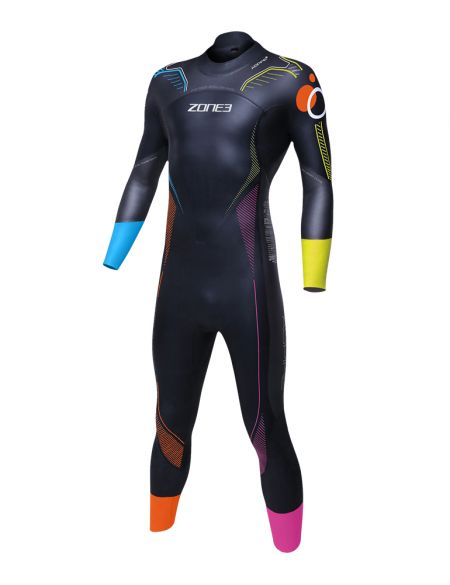 Zone3 Aspire fullsleeve wetsuit heren Limited edition  WS18MLTD101