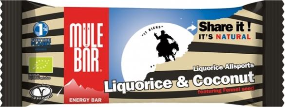 MuleBar Reep Liquorice Allsports 30 x 40 gram  00977780