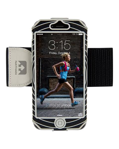 Nathan SonicBoom iphone 6 zwart/zilver  00975618