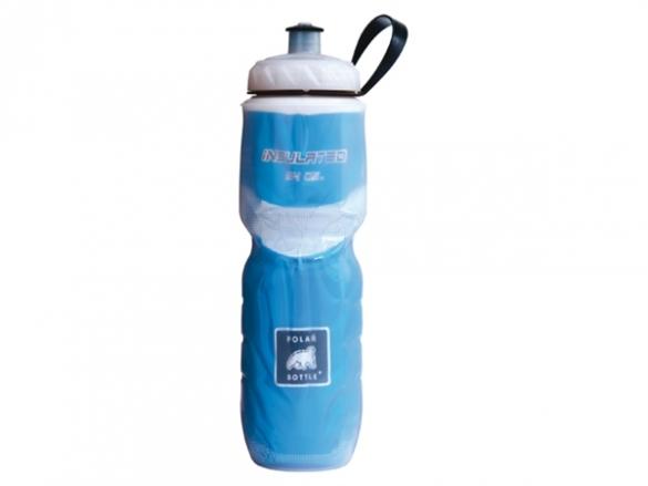 Polar Bottle thermische bidon 0.60 liter blauw  00971872