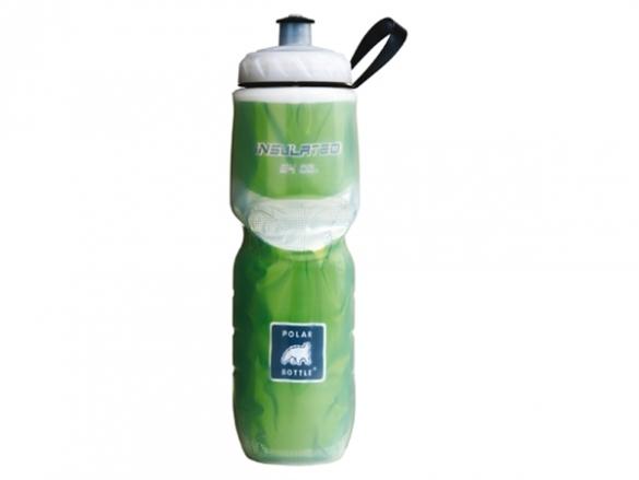 Polar Bottle thermische bidon 0.60 liter groen  00971874