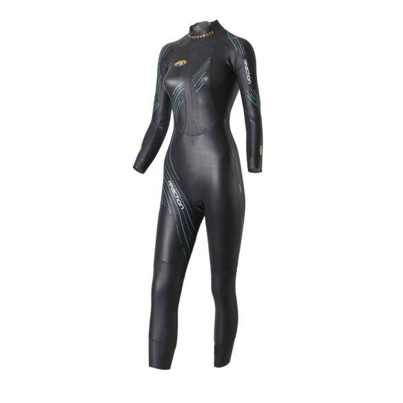 Blueseventy Reaction wetsuit dames  WSRFS-17-BLK-W