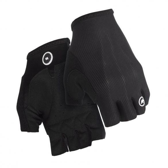 Assos RS Aero SF fietshandschoenen zwart unisex  P135052718