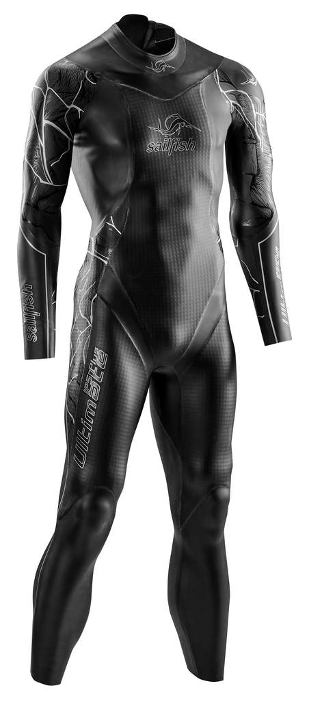 Sailfish Ultimate IPS fullsleeve wetsuit heren  SL5547