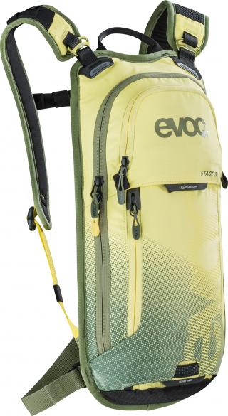 Evoc Stage 3L + 2L bladder rugzak geel  100206414-VRR