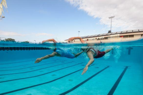 Swimskins en speedsuits