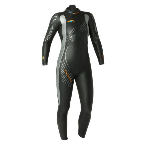 Blueseventy Thermal Reaction wetsuit dames  WSTRS-18-BLK-W