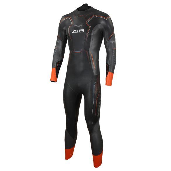 Zone3 Vanquish fullsleeve demo wetsuit heren maat M  WS19MVAN101-DEMO-M