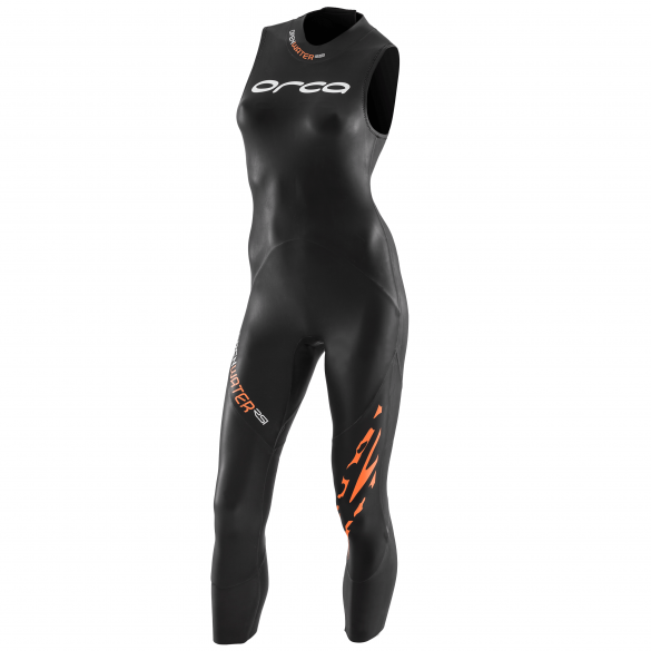Orca Openwater RS1 mouwloos wetsuit dames  JVNM