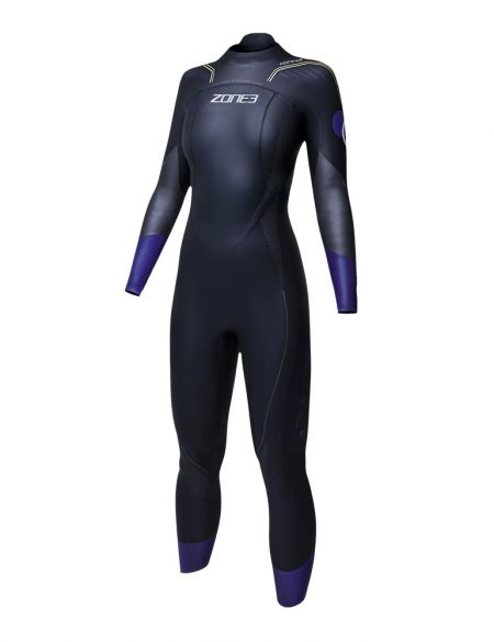 Zone3 Aspire lange mouw wetsuit dames  WS18WASP101