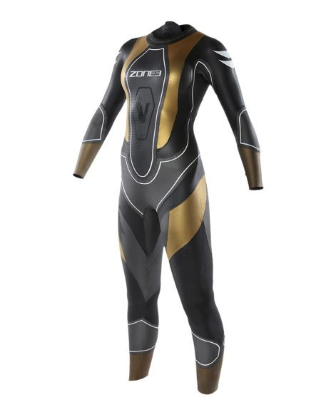 Zone3 Victory D fullsleeve wetsuit dames  WS18WVIC101
