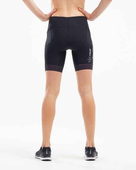 Korte Broek Zwart Dames.2xu Compression Tri Shorts Zwart Dames Kopen Bestel Bij Triathlon24 Be
